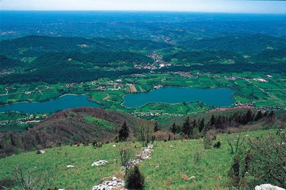 Immagine laghi